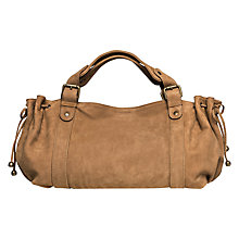 Buy Gerard Darel Le 24 Heures Bag, Sand Online at johnlewis.com
