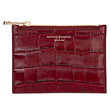 Buy Aspinal of London Essential Small Pouch Online at johnlewis.com