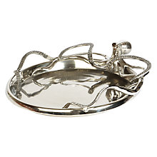 Buy Culinary Concepts Octopus Serving Tray, Large Online at johnlewis.com