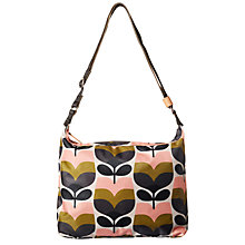 Buy Orla Kiely Stripe Rosebud Print Large Across Body Bag, Multi Online at johnlewis.com