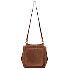 Buy Et DAY Birger et Mikkelsen Saddle Bag, Tan Online at johnlewis.com