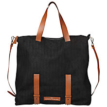 Buy Et DAY Birger et Mikkelsen Harir Shopper Bag, Black Online at johnlewis.com