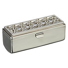 Buy John Lewis Hotel Jewels Lip Stick Case Online at johnlewis.com