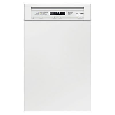 Miele G4720 SCi Semi Integrated Dishwasher White