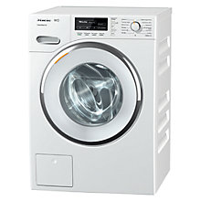 Buy Miele WMF 121 Washing Machine, 8kg Load, A+++ Energy Rating, 1600rpm Spin, White Online at johnlewis.com