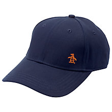 Buy Original Penguin Plain Baseball Cap, One Size Online at johnlewis.com