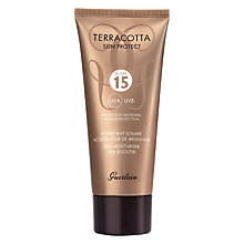 Buy Guerlain Terracotta Sun Protect Sun Moisturiser Tan Booster SPF 15, 100ml Online at johnlewis.com