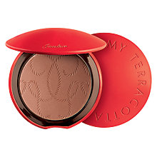 Buy Guerlain Terracotta The Bronzing Powder Limited Edition Online at johnlewis.com
