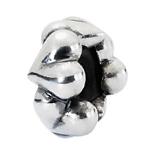 Buy Trollbeads Sterling Silver Love Spacer Charm, Silver Online at johnlewis.com