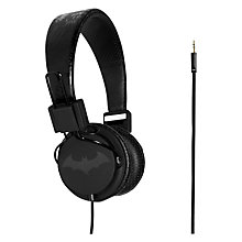 Buy Kondor Batman The Dark Knight On-Ear Headphones Online at johnlewis.com