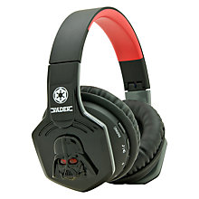 Buy Lexibook Starwars Darth Vader On-Ear Headphones with Bluetooth Online at johnlewis.com