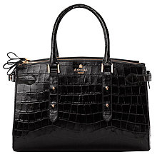 Buy Aspinal of London Brook Street Leather Bag Online at johnlewis.com
