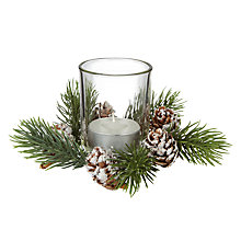 Buy John Lewis Ruskin House Pinecone Votives, Set of 3 Online at johnlewis.com