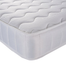 Buy John Lewis Open Spring Memory Foam Mattress, Single Online at johnlewis.com