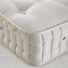 Buy John Lewis Natural Collection Cotton 5000 Pocket Spring Zip Link Mattress, Super King Size Online at johnlewis.com
