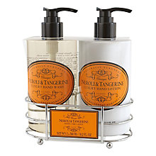 Buy Naturally European Neroli & Tangerine Luxury Hand Care Caddy, 2 x 300ml Online at johnlewis.com