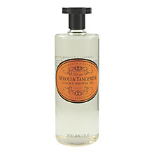 Buy Naturally European Neroli & Tangerine Luxury Shower Gel, 500ml Online at johnlewis.com