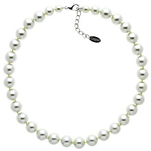 Buy Finesse Faux Pearl Necklace Online at johnlewis.com