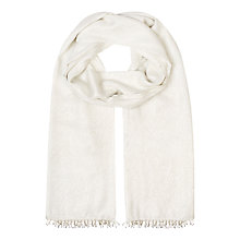 Buy Coast Milly Mae Wrap, Ivory Online at johnlewis.com