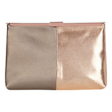 Buy Coast Maisy Colour Block Clutch Bag Online at johnlewis.com