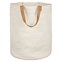Buy John Lewis Croft Collection Storage Bag with Handles Online at johnlewis.com