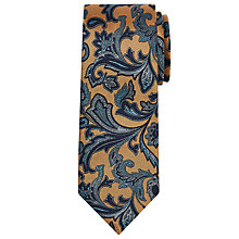 Buy Chester by Chester Barrie Paisley Woven Silk Tie Online at johnlewis.com