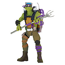 Buy Teenage Mutant Ninja Turtles 2: Out of the Shadows Donnie Deluxe Action Figure Online at johnlewis.com