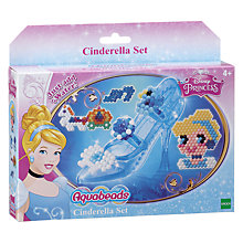Buy Aqubeads Disney Princess Cinderella Set Online at johnlewis.com