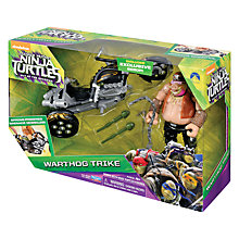 Buy Teenage Mutant Ninja Turtles Warthog Trike Online at johnlewis.com