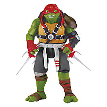 Buy Teenage Mutant Ninja Turtles 2: Out of the Shadows Raph Deluxe Action Figure Online at johnlewis.com