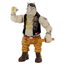 Buy Teenage Mutant Ninja Turtles 2: Out of the Shadows Rocksteady Deluxe Action Figure Online at johnlewis.com