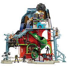 Buy Teenage Mutant Ninja Turtles 2: Out of the Shadows City Sewer Lair Playset Online at johnlewis.com