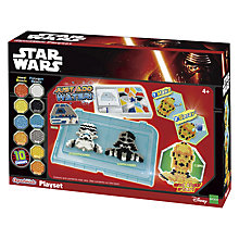 Buy Aquabeads Star Wars Play Set Online at johnlewis.com