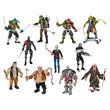 Buy Teenage Mutant Ninja Turtles Action Figure, Assorted Online at johnlewis.com