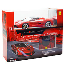 Buy Silverlit LaFerrari 1:16 Remote Control Car Online at johnlewis.com