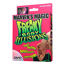 Buy Marvin's Magic Freaky Body Illusions Pack 2 Online at johnlewis.com
