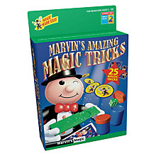 Buy Marvin's Amazing Magic Tricks Pack 2 Online at johnlewis.com