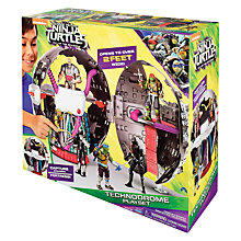 Buy Teenage Mutant Ninja Turtles Technodrome Playset Online at johnlewis.com