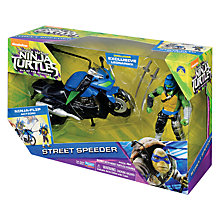 Buy Teenage Mutant Ninja Turtles Street Speeder Online at johnlewis.com