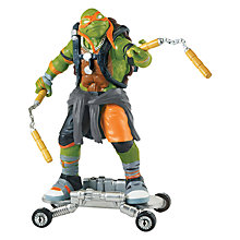Buy Teenage Mutant Ninja Turtles 2 Out of the Shadows Mikey Action Figure Online at johnlewis.com