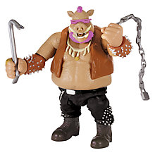 Buy Teenage Mutant Ninja Turtles 2: Out of the Shadows Bebop Action Figure Online at johnlewis.com