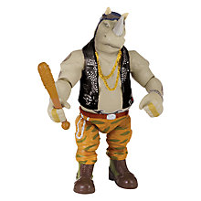 Buy Teenage Mutant Ninja Turtles 2: Out of the Shadows Rocksteady Action Figure Online at johnlewis.com