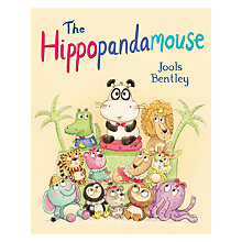 Buy The Hippopandamouse Children's Book Online at johnlewis.com
