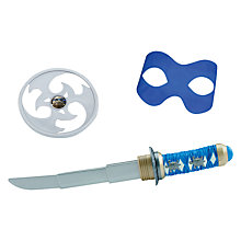 Buy Teenage Mutant Ninja Turtles 2: Out of the Shadows Conceal and Reveal Leonardo Sword Online at johnlewis.com