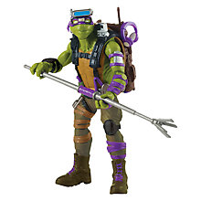 Buy Teenage Mutant Ninja Turtles 2: Out of the Shadows Donnie Action Figure Online at johnlewis.com