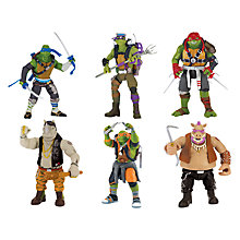 Buy Teenage Mutant Ninja Turtles Super Deluxe Figure, Assorted Online at johnlewis.com