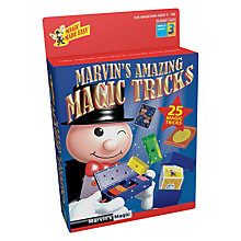Buy Marvin's Amazing Magic Tricks Pack 3 Online at johnlewis.com