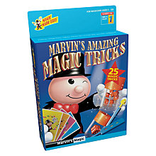 Buy Marvin's Amazing Magic Tricks Pack 1 Online at johnlewis.com