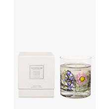 Buy Stoneglow English Country Garden Scented Gel Candle Online at johnlewis.com