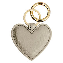 Buy Katie Loxton Heart Keyring Online at johnlewis.com